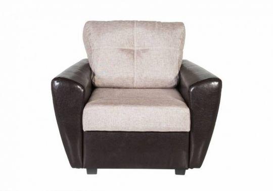 Кресло-кровать Амстердам серый