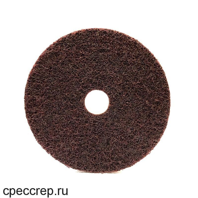 Нетканый шлифовальный круг ROXPRO 125мм, Coarse