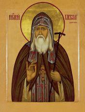 Икона Гавриил Седмиозерный преподобный