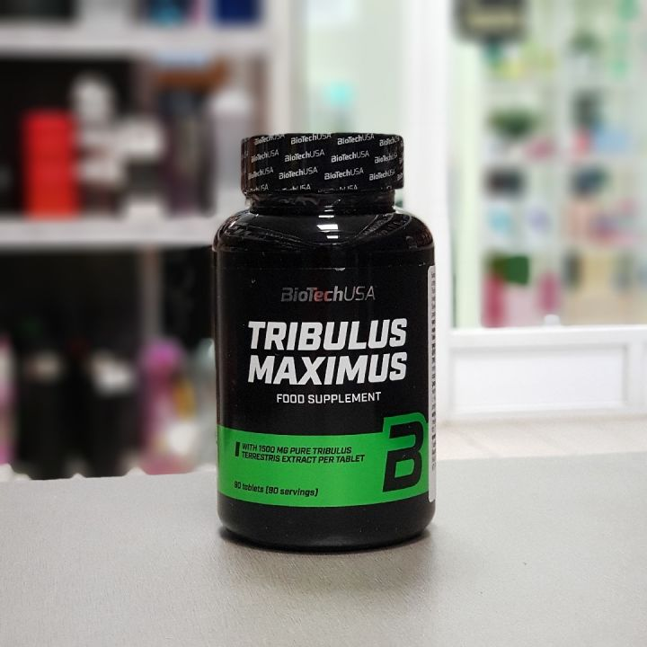 BioTech - Tribulus Maximus 1500mg (90 таб)