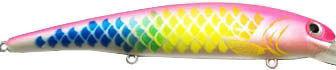 Воблер Grows Culture Bandits Walleye Deep NEW 120 мм / 17,5 гр / Заглубление: 6+ м / цвет:  D88