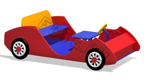 Машинка «Кабриолет»