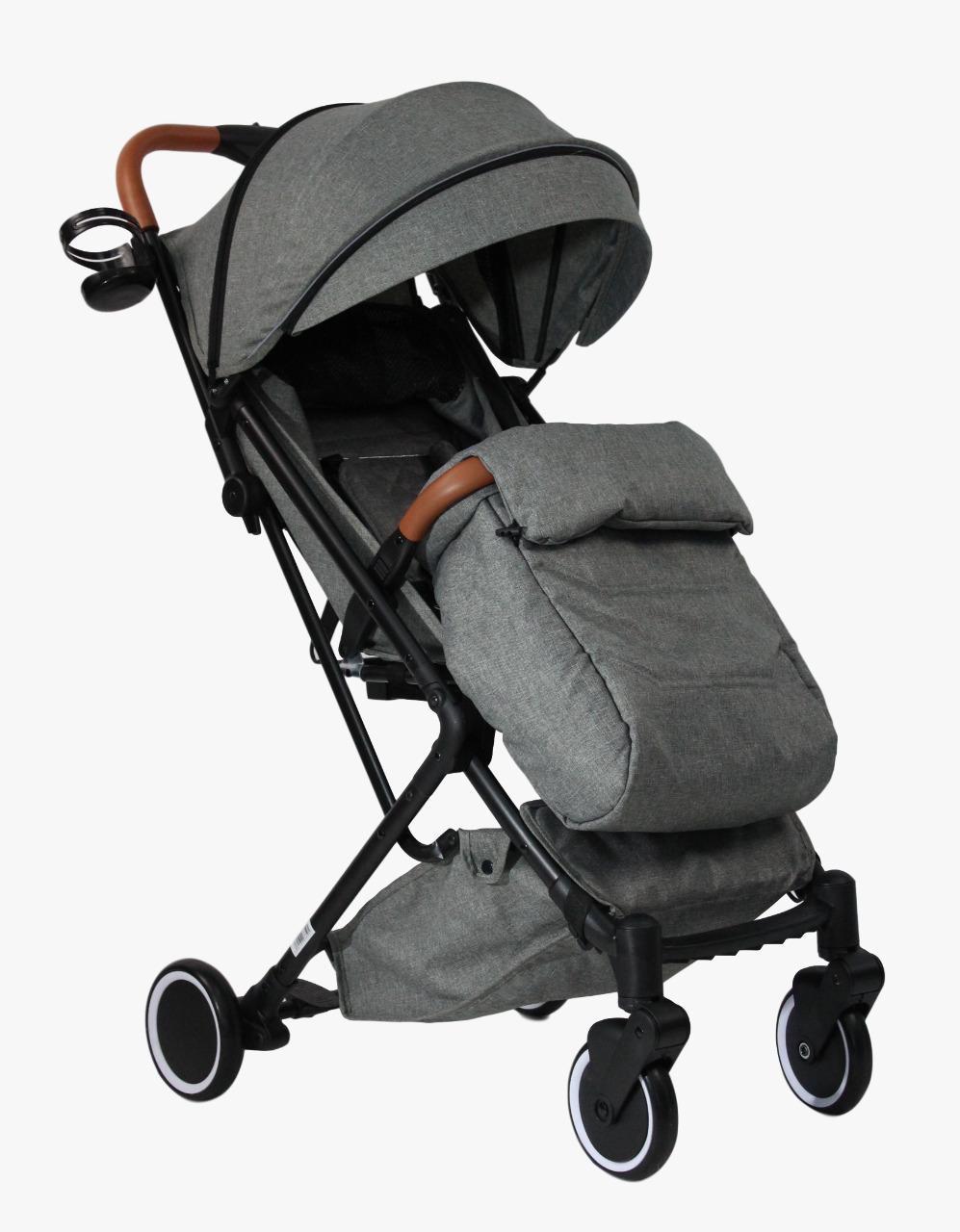 Коляска детская прогулочная COSTA Daisy  Grey/серый