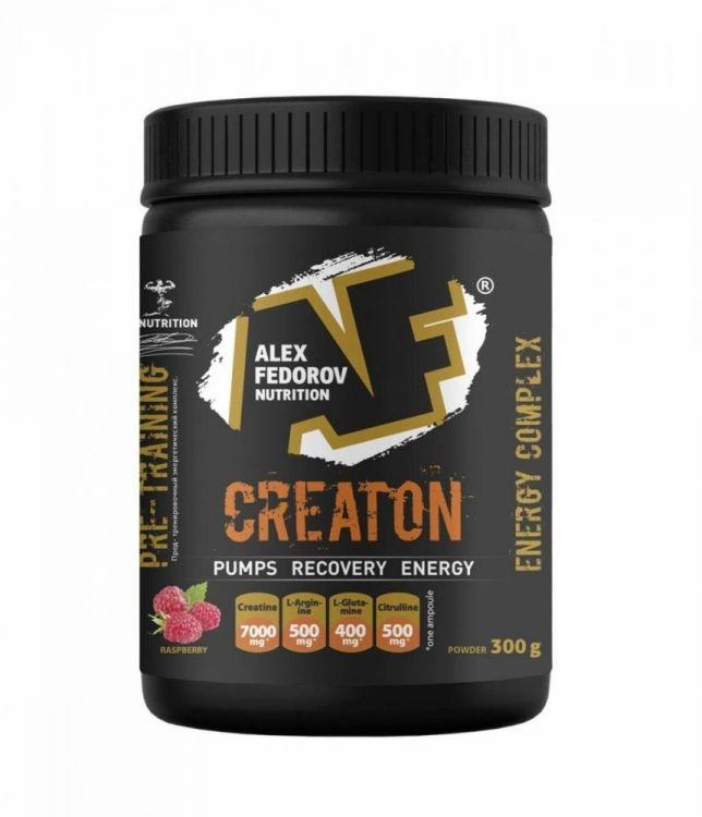 CreatOn от Alex Fedorov Nutrition 300 гр