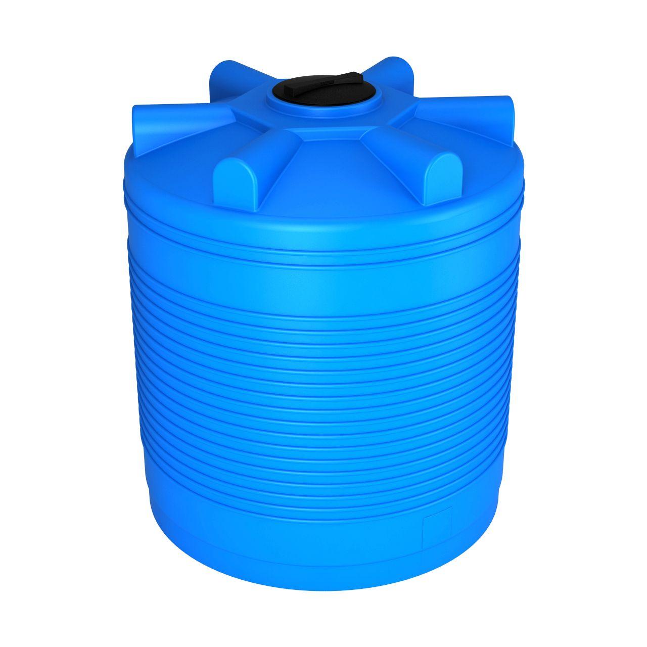 Бак для воды 2000 литров ЭВЛ пластиковый