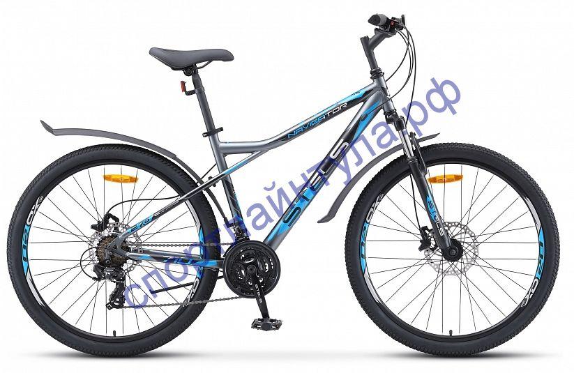 """Горный велосипед STELS Navigator-710 D 27.5"""" V010"""