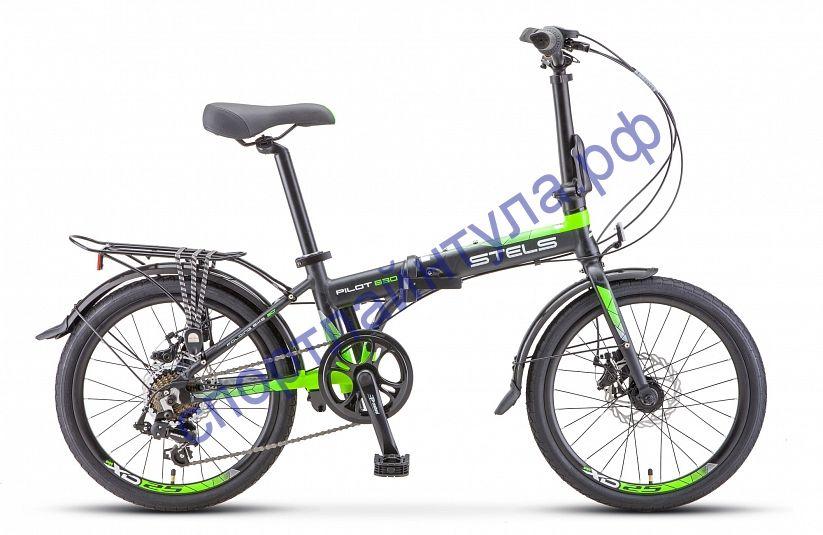 "Складной велосипед STELS Pilot-630 MD 20"" V010"
