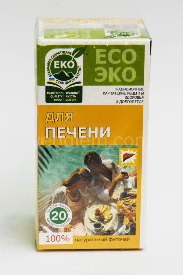 """Чай для печени """"Чистая Флора"""" ,30 грамм"""