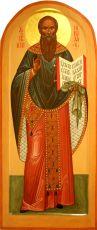 Икона Николай Власьевский (Лебедев) священномученик