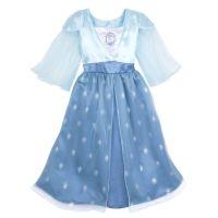 Платье Эльзы  Frozen 2 летнее Disney Store купить