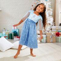 Платье Эльзы  Frozen 2 летнее Disney Store