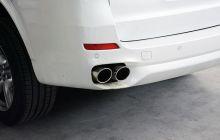 Насадки глушителя, Supersprint, для 50i xDrive V8 Bi-turbo