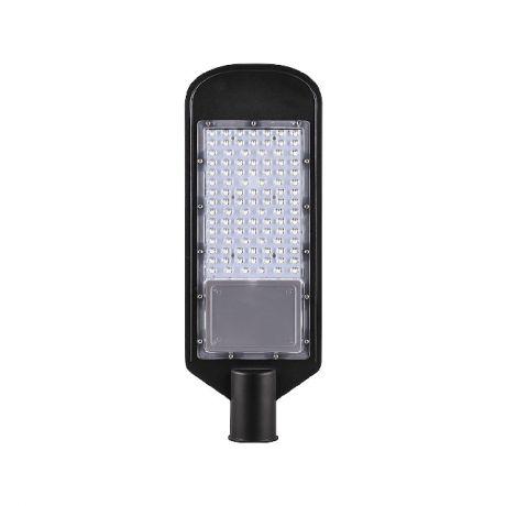 Уличный светодиодный светильник 50W AC230V/ 50Hz цвет черный (IP65), SP3032