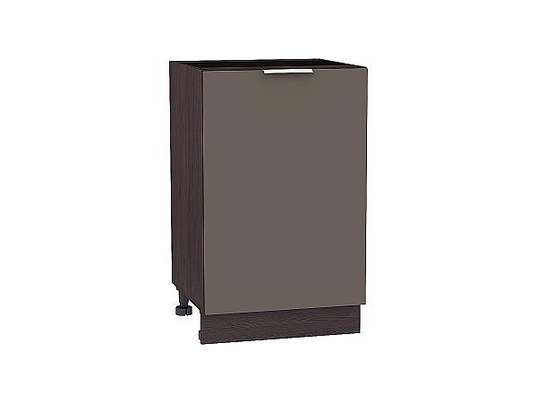 Шкаф нижний Терра Н500 (Смоки софт)