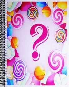 Фокусная книга с конфетами