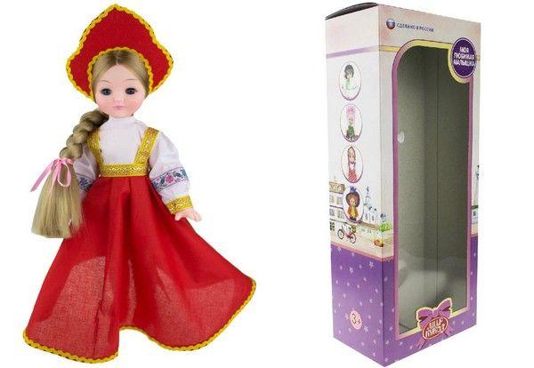 Кукла Ивановская невеста Мир кукол