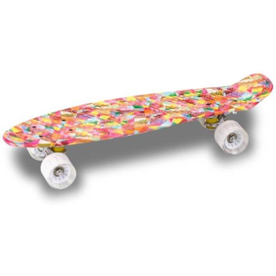 Скейт-круизер INDIGO LS-P2206B GIFT