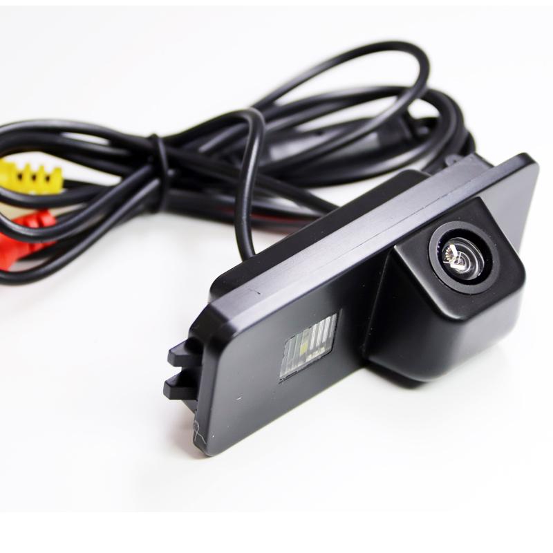 Камера заднего вида Volkswagen Golf 7 (2012-2020)