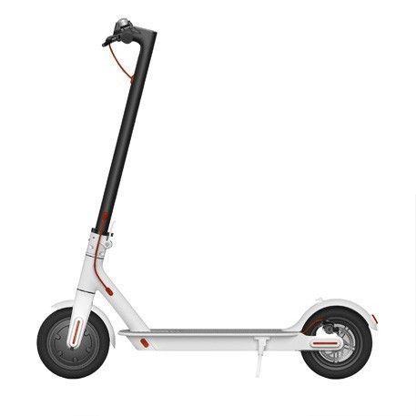 Электросамокат E-Scooter MiniRobot 365 Pro Белый (7000mah)