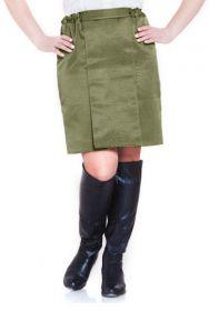Юбка военная женская хаки к 9 мая