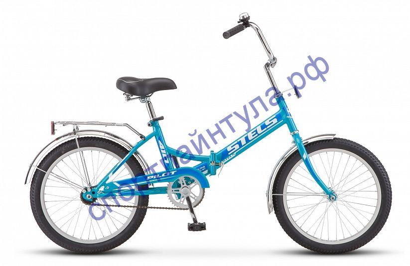 """Складной велосипед STELS Pilot-410 20"""" Z011"""