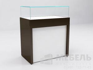 Ювелирный прилавок из стекла