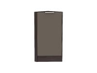 Шкаф нижний торцевой Терра НТ300 (Смоки софт)