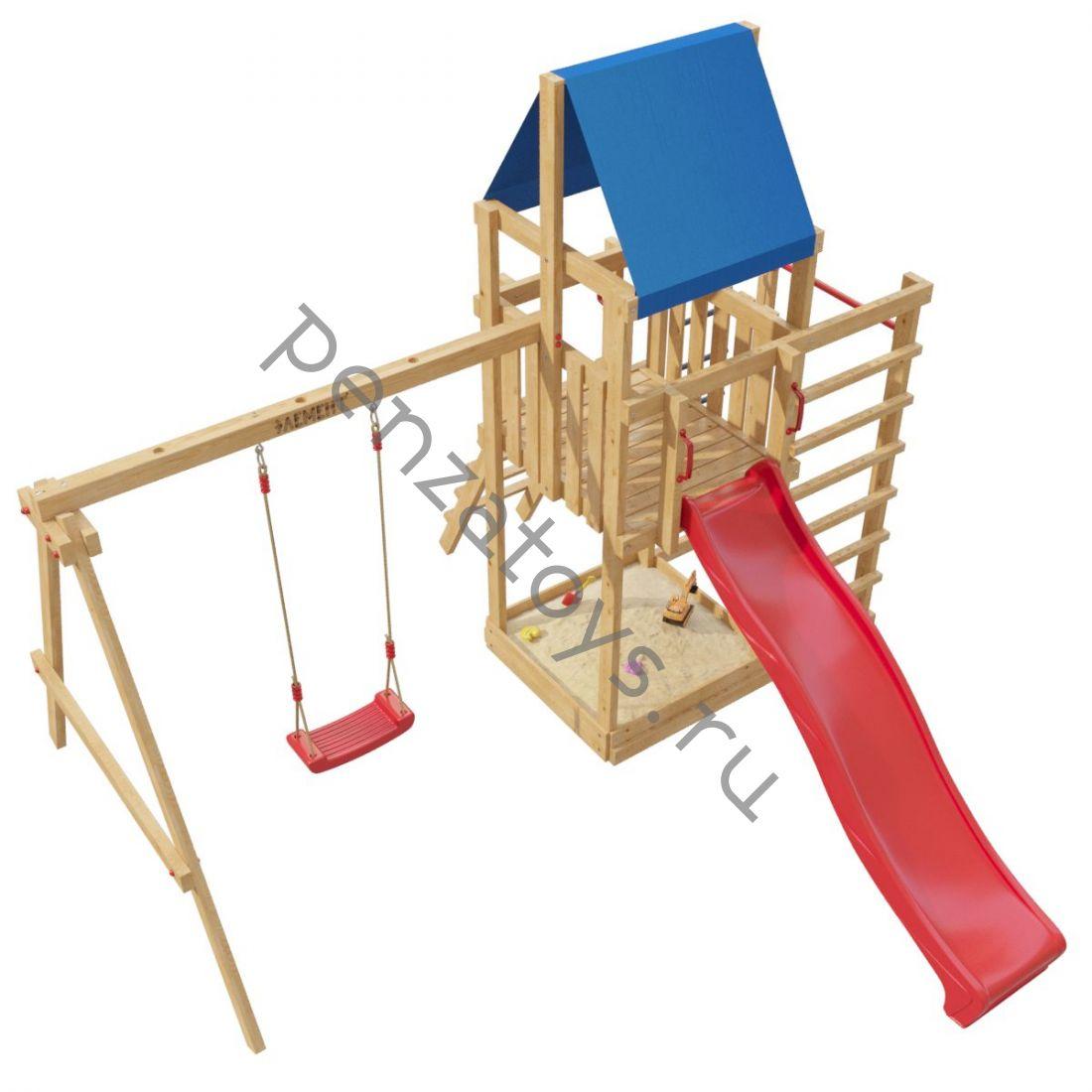 Игровая детская площадка Самсон Элемент-8