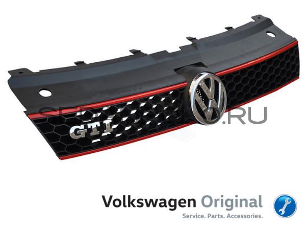 Решетка радиатора Оригинал GTI Volkswagen Polo Sedan 2010