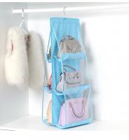 Органайзер для сумок Hanging Purse Organizer (цвет голубой)_2