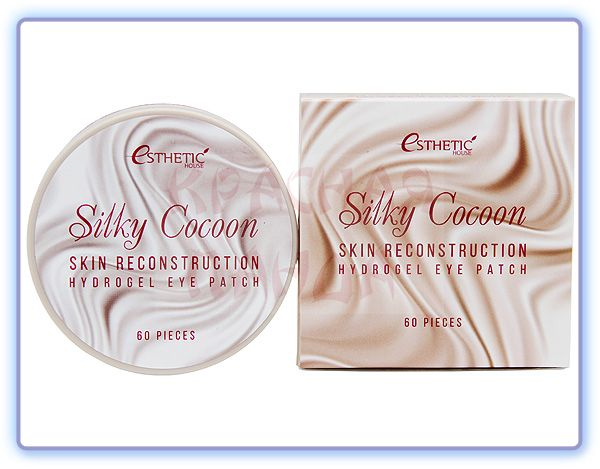 Esthetic House Silky Cocoon Hydrogel Eye Patch
