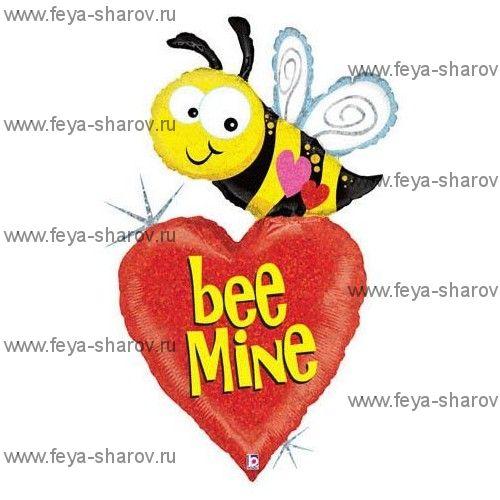 Шар Bee mine 109 см