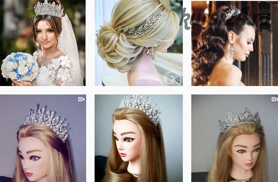 Обучение свадебным коронам [accessories__handmade]