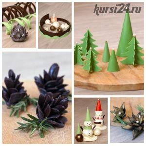[Кондитерка] Видео-урок по шоколадному декору (olga_arsimova)