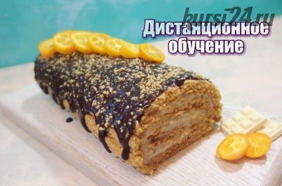 [Sweetest life by Lёlя] Рулет с халвой (Ольга Мотынга)