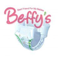 Подгузник Beffy's 6-11кг