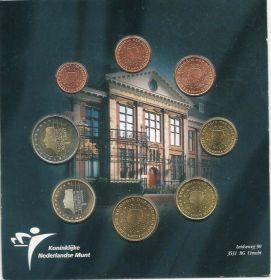Официальный набор евро-монет  Нидерланды 2003