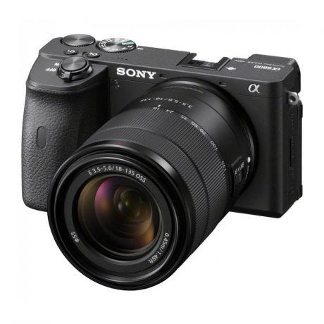 Фотоаппарат Sony Alpha ILCE-6600 Kit 18-135