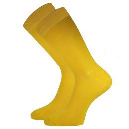Мужские однотонные цветные носки С 417
