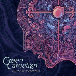 GREEN CARNATION - Leaves Of Yesteryear [DIGI]