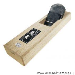 Рубанок японский KANE Mame-Hira колодка 180 х 57 мм нож 42 мм MT KANE-MF MAME-HIRA PLANE М00016267