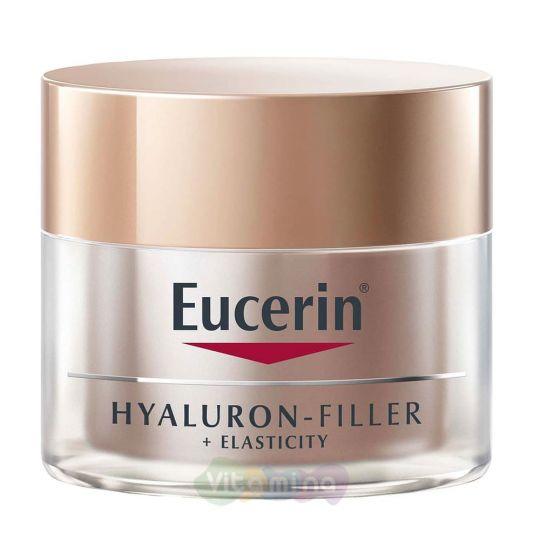Eucerin Hyaluron-filler+elasticity Крем для дневного ухода за кожей, 50 мл