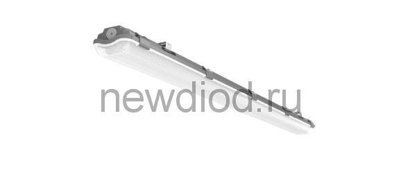 Светильник герметичный под светодиодную лампу ССП-458 2xLED-Т8-600 G13 230В IP65 600 мм IN HOME