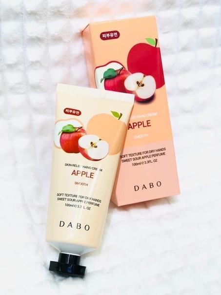 """Крем для рук DABO """"Apple"""" с экстрактом яблока (КОРЕЯ)"""