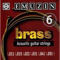 EMUZIN 6А105 (11-51) Струны для акустической гитары
