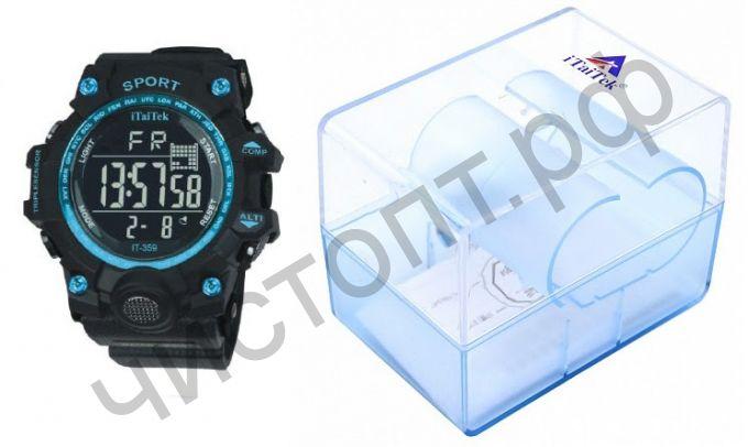Часы наручные iTaiTek IT-359 (СИНИЙ)
