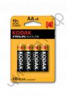 KODAK LR6 XTRALIFE 4BL (40)