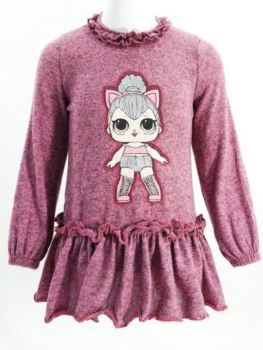 АКЦИЯ!!Платье-туника для девочек  2-6 лет OP251
