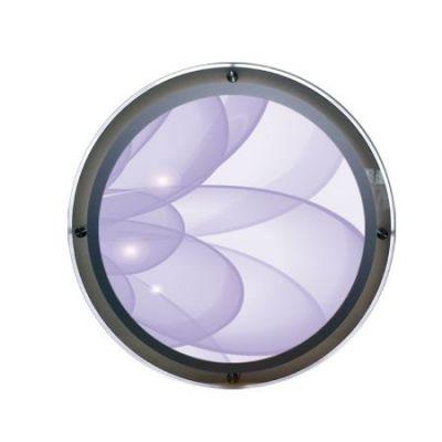 Круглые световые панели
