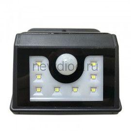 Светильник светодиодный настенный на солн батарее с датчиком дв и осв (фотореле) 8 LED LAMPER